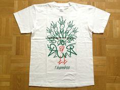 イーソウ・タイポグラフィ Tシャツ 1