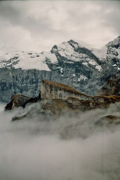 misty mountains | nature + landscape photography #adventure