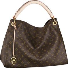 Louis Vuitton Artsy Handbag-my love!!  2nd in my collection.  48th Birthday persent From my 3 wonderful children.. .