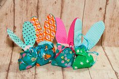 Zwergenluxus: DIY Tutorial - Bunny Bag