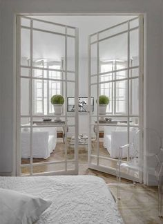 Adding Architectural Interest: A Gallery of Interior French Door Styles & Ideas