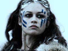 centurion Itain - warrior face paint