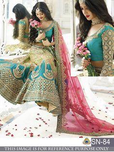 Bollywood Designer Lehenga Choli Ethnic Look Indian Wedding,Festival lengha part Lehenga Choli Designs, Lehenga Choli Wedding, Indian Bridal Lehenga, Silk Lehenga, Sari, Lengha Choli, Silk Dupatta, Pakistani Bridal, Silk Sarees