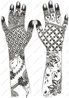 Pakistan Cricket Player: Gulf Henna Designs