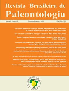 #geoubcsic Historia ambiental de la Laguna Seca, Tartagal Salta, Noroeste Argentino. Fierro, PT; Kulemeyer, JJ; Lupo, LC; Giralt, S. REVISTA BRASILEIRA DE PALEONTOLOGIA, v.19(2):325-340 [2016]. First results from an interdisciplinary research on the history of landscape in the mountain range of Tartagal, Province of Salta (NW Argentina) for the 1959/2012 period are given. Geochemical, mineralogical and palynological studies with high temporal resolution have been...