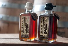 Design & Photography by David Cole Creative   Client: Woodinville Whiskey Co.