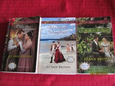 GIVEAWAY! THREE books in the Sanctuary Bay series by Jo Ann Brown, giveaway ends 6/13/15.