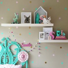 This space is just devine! Picture by @fourcheekymonkeys  Featuring our FELT BALL GARLAND www.littlerosieandme.com