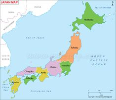 World map with countries and cities red poppy art projects japan map gumiabroncs Image collections