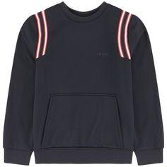 Boss - Milano fleece sportswear sweatshirt - 238364 Boys Fall Fashion, Autumn Fashion, Sportswear, Boss, Collection, Sweatshirts, Sweaters, Color, Fall Fashion