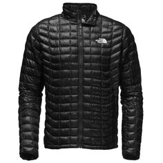 Coats and Jackets 57988: New The North Face Men S Thermoball Jacket Insulated Coat Tnf Black -> BUY IT NOW ONLY: $145 on eBay!
