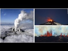 Sinabung Volcano erupts in Indonesia,CERN Rattling The World - YouTube