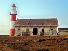 Jaigad Light House Ganpatipule, India.