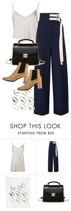 """Untitled #3873"" by plainly-marie ❤ liked on Polyvore featuring Beautiful People, Marni, Lipsy and Yves Saint Laurent"