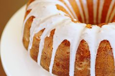 That famous line from Rowan & Martin's Laugh-In got immortalized in cake shortly after Richard Nixon uttered the line while campaigning for prez, writes Anne Byrn in American Cake. The dessert's a sour cream coffee cake, based on a cake mix, and was such a hit that Duncan Hines ran the recipe on the back of the box for years.  Get the recipe fromDuncan Hines.