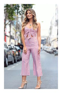 Simple Summer to Spring Outfits to Try in 2019 Trendy Summer Outfits, Casual Outfits, Cute Outfits, Spring Outfits, Love Fashion, Girl Fashion, Fashion Outfits, Womens Fashion, Jumpsuit Denim
