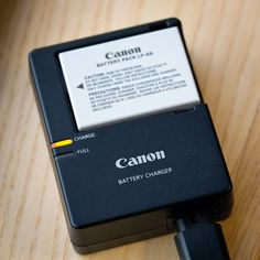 Common photography questions: do I need to charge my battery?