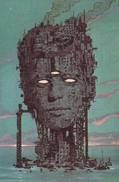 Brendan McCarthy, a master, from Strange Days # 1
