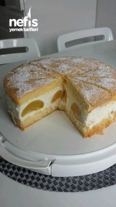 Sweet Cookies, Turkish Recipes, Pavlova, Chocolate Cake, Cake Recipes, French Toast, Cheesecake, Food And Drink, Dishes