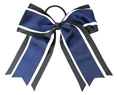 Cheerleading Hair Bows and Big Hair Bows. Great for pony tails and buns. Lots o Cheerleading Hair Bo Hair Bows For Sale, Big Hair Bows, Toddler Hair Bows, Making Hair Bows, Bow Hair Clips, Dog Bows, Baby Bows, Latest Hairstyles, Cool Hairstyles