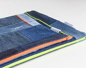 jeannette denim - Bags and accessories made of recycled denim