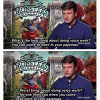 Nathan Fillion. I can see his point.