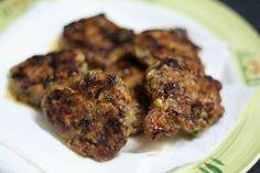 Sunny-side Up Recipes: Korean Banchan: Meat Patties