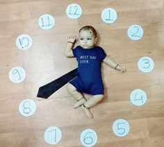 Born Baby Photos, Monthly Baby Photos, Baby Girl Pictures, Baby Poses, Idee Diy, Newborn Baby Photography, Cool Baby Stuff, Ideas, Baby Boy Photography