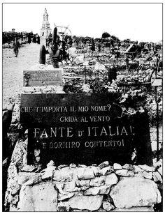 Risultati immagini per cimitero degli invitti