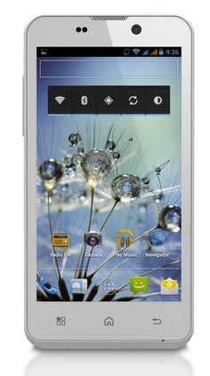 La empresa bq lanza un móvil hecho en España