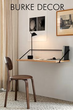 Home Office Design, Home Office Decor, Office Furniture, Furniture Design, Home Decor, Office Chairs, Furniture Projects, Modern Furniture, Office Workspace