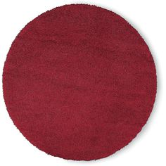 JCPenney Home™ Renaissance Washable Shag Round Rug (140 AUD) ❤ liked on Polyvore featuring home, rugs, stain resistant rugs, jcpenney home, tufted area rugs, stain resistant area rugs and bright colored area rugs