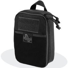Maxpedition Gear Beefy Pocket Organizer, Black