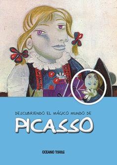 Descubriendo el mágico mundo de Picasso / Maria J. Jorda. Sabes por qué a Picasso le gustaban tanto las palomas? ¿Sabes por qué durante algunos años pintó sus cuadros de color azul? ¿Sabes por qué pintaba arlequines? ¿Sabes quién era Maya? Entra en el mágico mundo de Pablo Picasso y conoce la vida y secretos del pintor más importante del siglo XX.