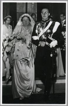 CrownPrincess Juliana of the Netherlands & Prince Bernhard of Lippe-Biesterfeld -1937 - The Royal Forums