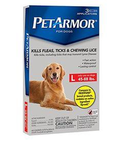 """PetArmor Squeeze on Dog Flea and Tick Repellent"