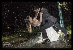 Trash the dress photo shoot... this one was done in the rain and is incredible!