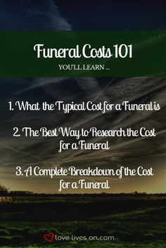 Your complete guide to funeral costs - everything you need to know about funeral costs when planning a funeral. Funeral Planning Checklist, Funeral Costs, Important Documents, You Must, Getting Organized, Love Life, Need To Know, How To Memorize Things, Death