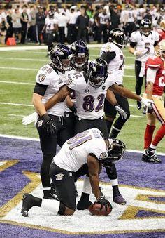 End of Game Ravens