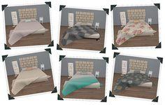 floorplan. bibliophile bed (some!) texture options by floorplan., via Flickr