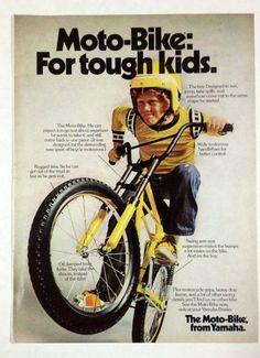 1973-75- Yamaha Moto-Bike