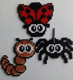 shop – Famous Last Words Quilting Beads Patterns Melty Bead Patterns, Pearler Bead Patterns, Perler Patterns, Beading Patterns, Quilt Patterns, Hama Beads Design, Diy Perler Beads, Perler Bead Art, Hama Beads Animals
