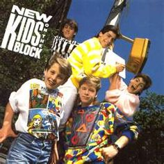 New Kids On The Block Lyrics