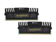 CORSAIR Vengeance 16GB (2 x 8GB) 240-Pin DDR3 SDRAM DDR3 1600 (PC3 12800) Desktop Memory