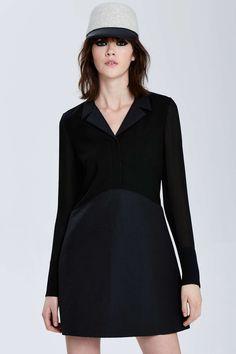 Vintage Balenciaga Pamplona A-line Dress
