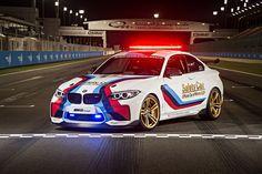 BMW M2 MotoGP Safety Car.
