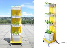 DIY ELIOOO Manual Shows How to Build Your Own Hydroponic Garden From IKEA…