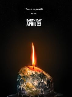 This PSA works very well because it's always striking to see out planet in these ways. The tag line is also short and stern, as if they're are almost shaming the viewer. The PSA sounds urgent and even gives a specific date, asking the viewer to take action on Earth DAY.