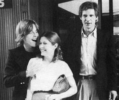 Mark, Carrie and Harrison