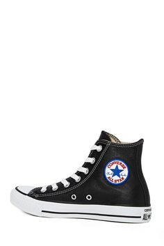 646d2ec6fcf9 Converse All Star High-Top Sneaker - Black Leather